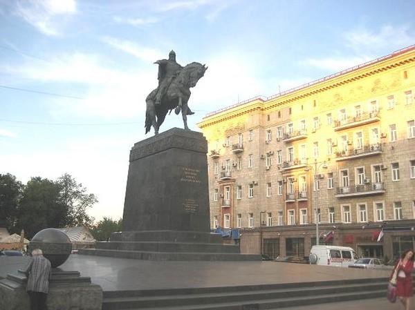 モスクワの日☆建都862年2